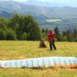 Flyzone paragliding, Klenovec