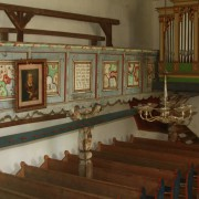 Stredoveký evanjelický kostol v Malých Teriakovciach