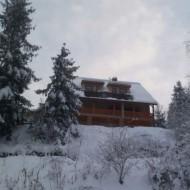 Horská chata Línia,  Kokava nad Rimavicou – Háj